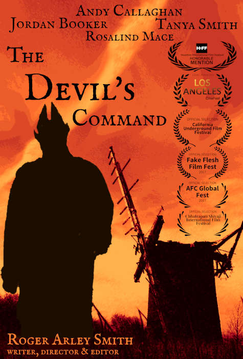 Poster for The Devil's Command 2016
