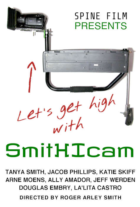 Poster for Let's Get High with SmitHIcam 2016